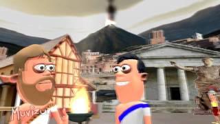 Ancient Rome- AMD Fusion