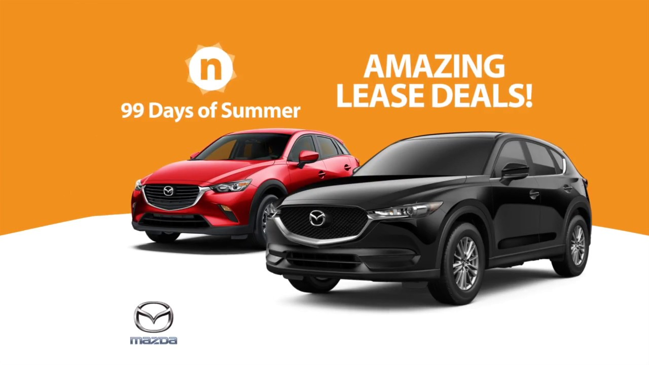 Northtown Mazdas Days Of Summer CX CX Lease Specials - Mazda cx 5 lease specials