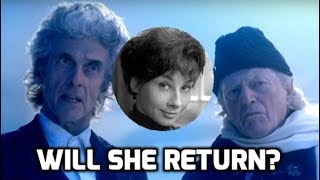 Will Susan Return? - Doctor Who: 'Twice Upon a Time' Trailer