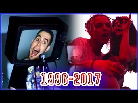 ХИТЫ РУССКОГО РЭПА 1996-2017 🎤