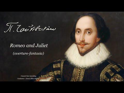 Tchaikovsky - Romeo and Juliet, Overture - James Allen Gähres, cond., Ulm Philharmonic
