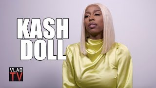 Kash Doll Says Her Apartment Catching on Fire Led to Her Dancing, Hated Doing It (Part 2)
