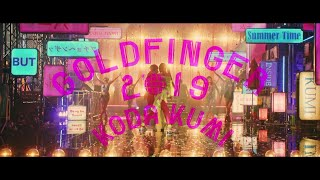 倖田來未 / GOLDFINGER 2019