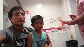 Gonzalo vacuna de los 6 años
