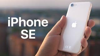 Ох уж этот iPhone SE... ОБЗОР / ИГРОВОЙ ТЕСТ / КАМЕРА / СРАВНЕНИЕ iPhone SE и iPhone 11, Pro Max