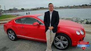 Bentley Continental GT 2012 Videos