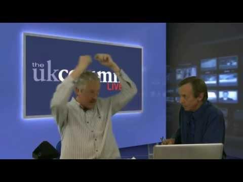 UK Column Live Interview with Clive De Carle