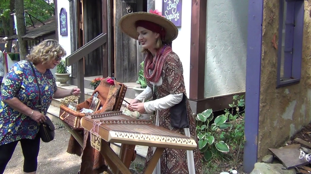 the lady victoria plays the hammered dulcimer pittsburgh