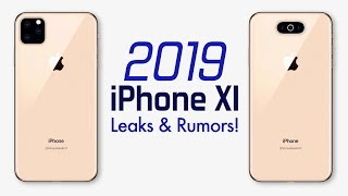iphone rumors 2019