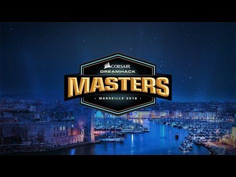 DreamHack Masters Marseille 2018 - İntrosu Videosu
