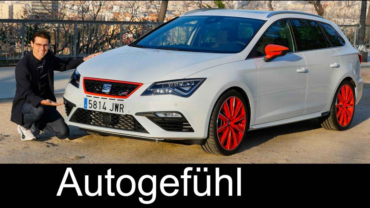 seat leon cupra 300 hp awd dsg full review facelift st 5. Black Bedroom Furniture Sets. Home Design Ideas