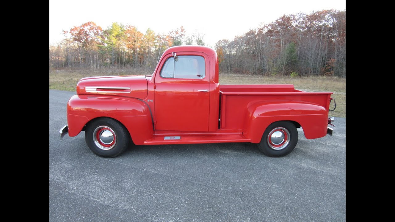 1948 Ford F1 Pickup Truck For Sale Trade Sold Youtube