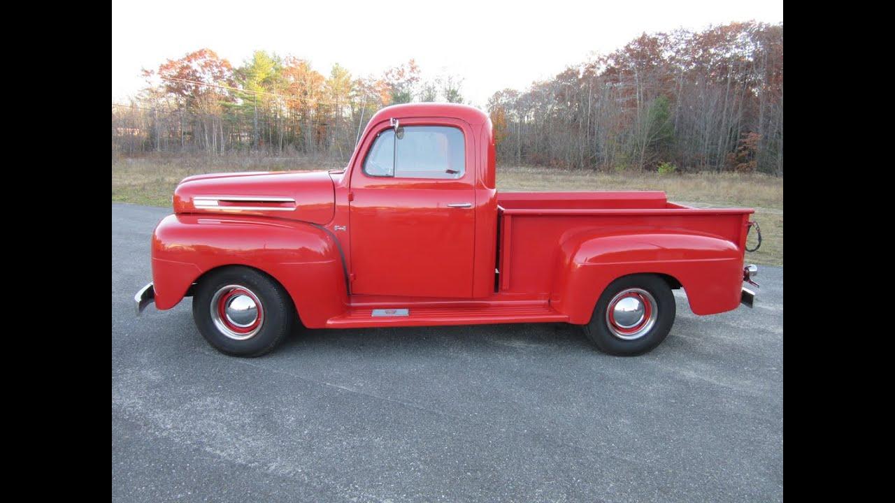 1948 ford f1 pickup truck for sale trade sold youtube. Black Bedroom Furniture Sets. Home Design Ideas