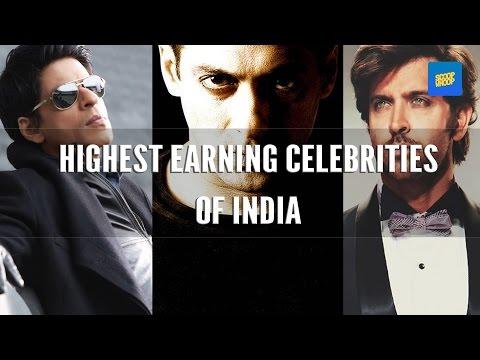 ScoopWhoop: Highest Earning Celebrities Of India
