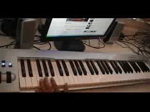 Piano - Jay-z Allure - Tutorial