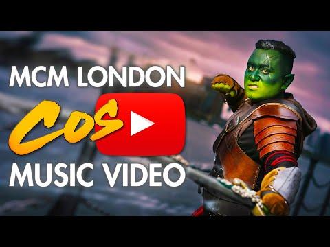 Зимний MCM London Comic Con