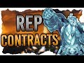 Reputation Contracts  - MUST KNOW : What Are They? - Battle for Azeroth