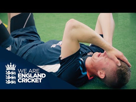 England Players Face Gruelling Fitness Challenge - Toyota: Always A Better Way Series