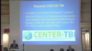 2 - Andrew I.R. Maas - TBI standards - common data elements & CENTER-TBI: comparative effectiveness