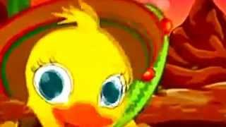 весёлый детский клип-мультфильм с весёлой песенкой.