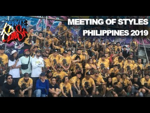 Meeting Of Styles Philippines 2019