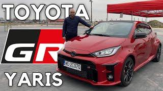 Toyota GR Yaris - lepsza od Supry?
