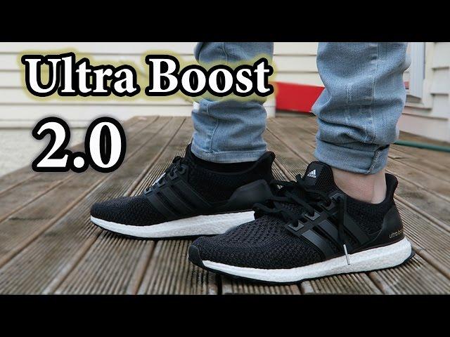 Adidas Ultra boost 2.0 On-Feet \u0026 Close