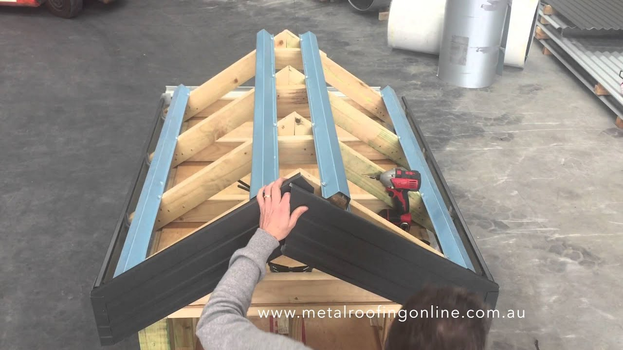 How To Install Colorbond 174 Fascia Metal Roofing Online