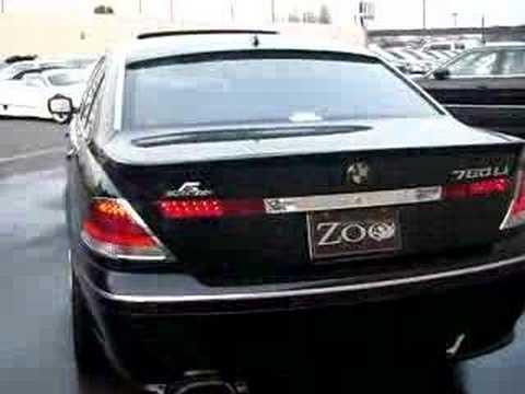 BMW 760Li SCHNITZER STYLE Tell0466 48 0157