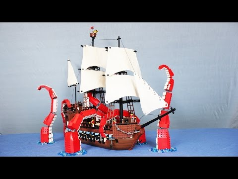 Thumbnail: The Lego Kraken
