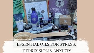 ESSENTIAL OILS AND MENTAL HEALTH