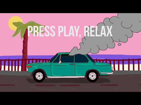 PRESS PLAY, RELAX  (BEAT + ANIMATION) Prod. The Spacedown