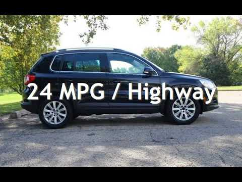2009 Volkswagen Tiguan SE 4Motion for sale in SPRINGFIELD, IL