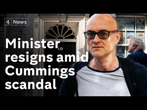 Minister resigns as