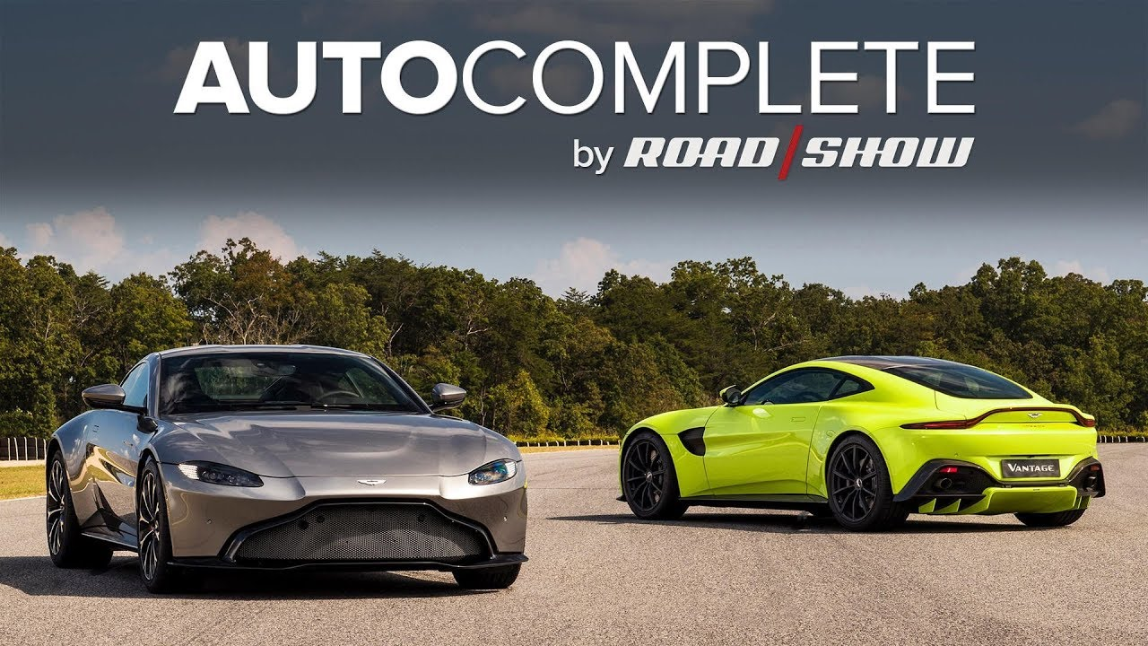 Autocomplete 2019 Aston Martin Vantage Is One Serious Entry Level