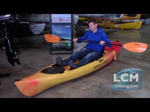 Ocean Kayak Tetra 10 12 Demo Of Features Overview