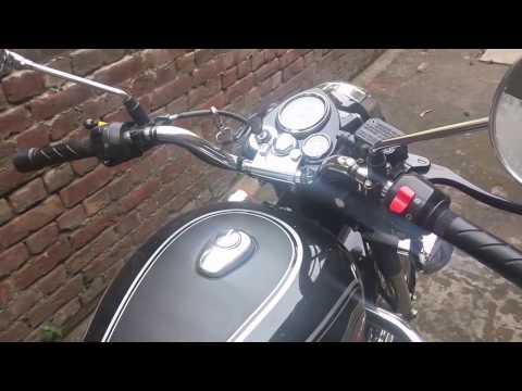How to start a Royal Enfield in cold conditions in first attempt. EXPLAINED [HINDI]