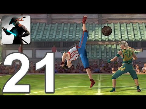 Shadow Fight 3 - Gameplay Walkthrough Part 21 - Event: Ball Game Fest (iOS, Android)