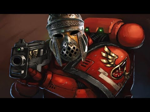 For Honor Warhammer 40k Edition