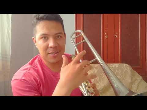 LA CASITA / tutorial para trombón / PRIMERA