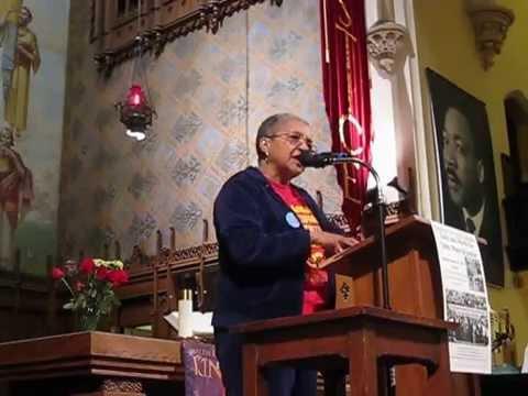 Marian Kramer & Martha Noonan Honored @ Detroit King Day