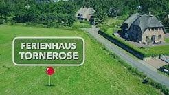 Ferien auf Föhr: Das Ferienhaus Tornerose in Witsum