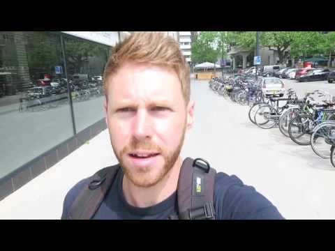 Exploring Rotterdam! Ingress?? Pt 01. Travel Vlog .10.