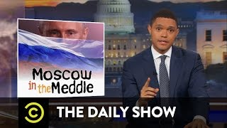 Russians Tricked Trump Once Again: The Daily Show