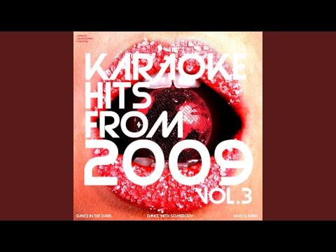Dance In The Dark (In The Style Of Lady Gaga) (Karaoke Version)