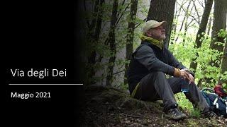 Via Degli Dei - 5 tappe - B&B - Solitaria - Maggio 2021