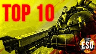 Fallout 4 BEST TOP 10 Weapons & Armor Guide For Nuka World DLC Location (Secrets, Unique, Rare Guns)