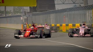 Video Vettel's Brilliant Recovery Drive in Montreal | 2017 Canadian Grand Prix download MP3, 3GP, MP4, WEBM, AVI, FLV Agustus 2017