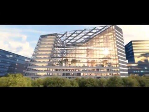 Domotique Tunisie - The Edge Deloitte & AKD Amsterdam Zuidas