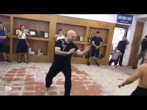 Võ Sư Pierre Mất 10 Giây để Hạ Knock-out Võ Sư Bảo Châu